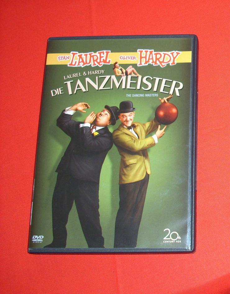 DVD Laurel & Hardy Die Tanzmeister - DVD & Blu-ray - Bild 1