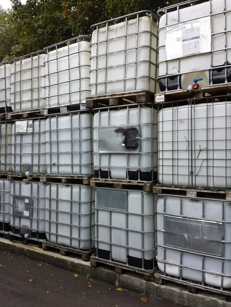 gebrauchte IBC Tanks bei Kaiserslautern - Paletten, Big Bags & Verpackungen - Bild 1