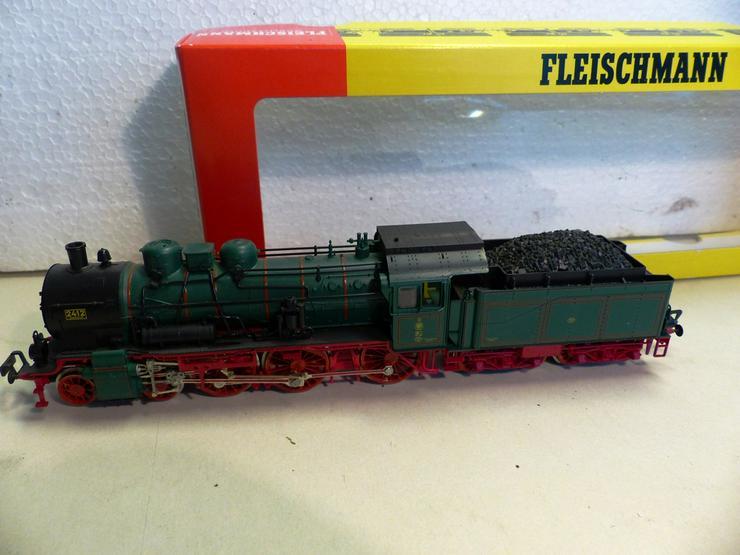 FLEISCHMANN-Schlepptender-Dampflok Nr.4800