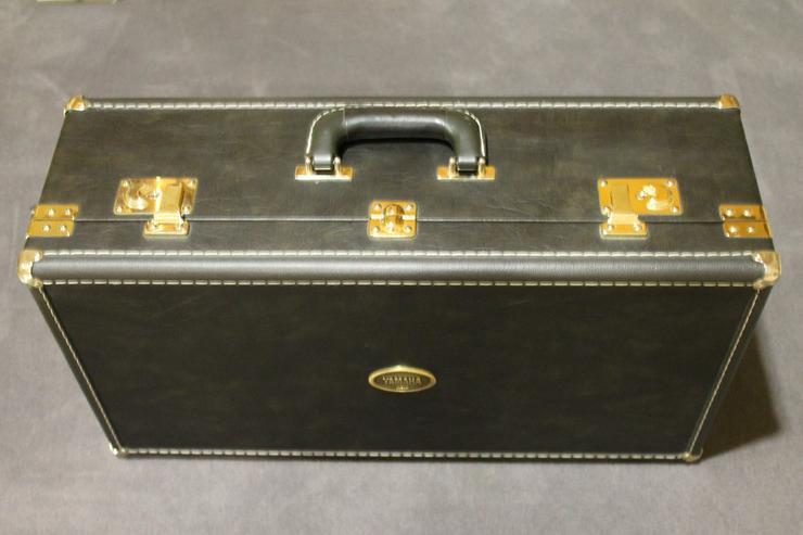 YAMAHA Koffer für 2 Konzert - o. Jazztrompeten - Blasinstrumente - Bild 1