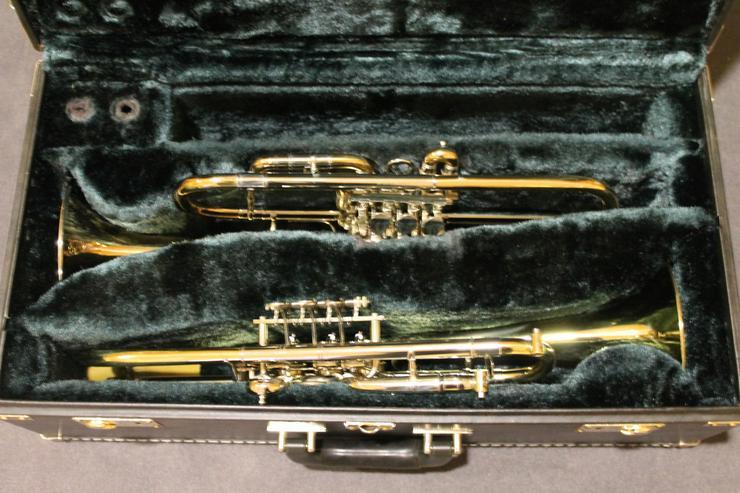 Bild 2: YAMAHA Koffer für 2 Konzert - o. Jazztrompeten