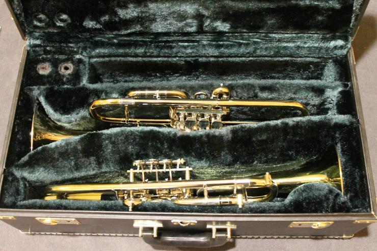 Bild 6: YAMAHA Koffer für 2 Konzert - o. Jazztrompeten