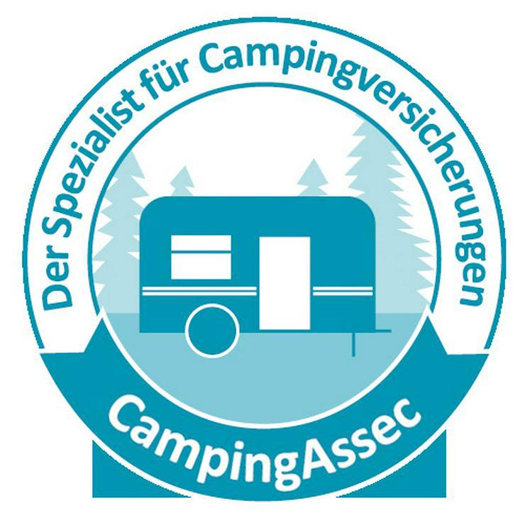 Dauercamping Versicherung für 15 Länder