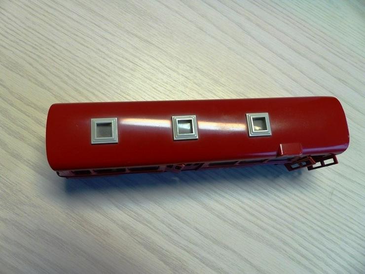 Bild 3: SCANIAModell-Omnibus der DSB CR-76