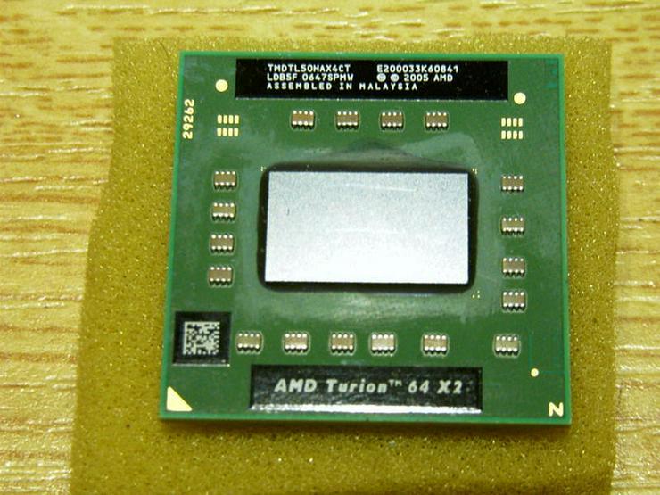 CPU / Microprocessor AMD Athlon 64 X2 TL-50 ,