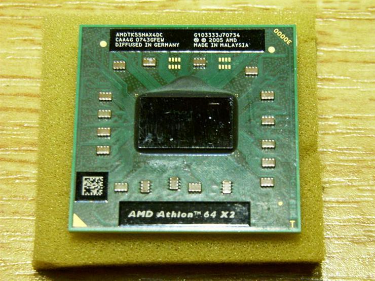 CPU / Microprocessor AMD Athlon 64 X2 TK-55 -