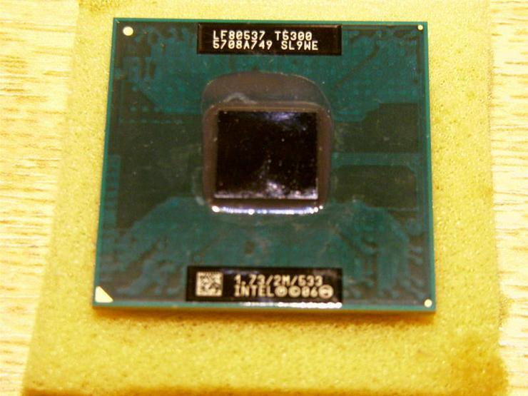 CPU/ Intel® Core?2 Duo T5300 2M , 1.73 GHz