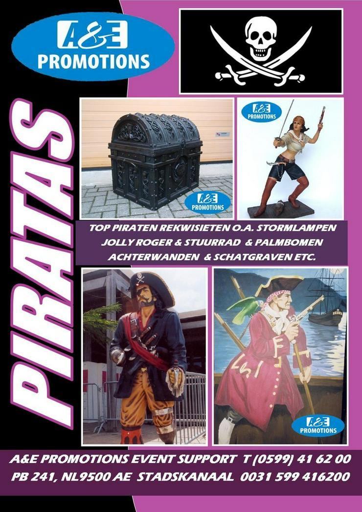 Bild 4: piraten requisiten mieten schatzkisten bremen