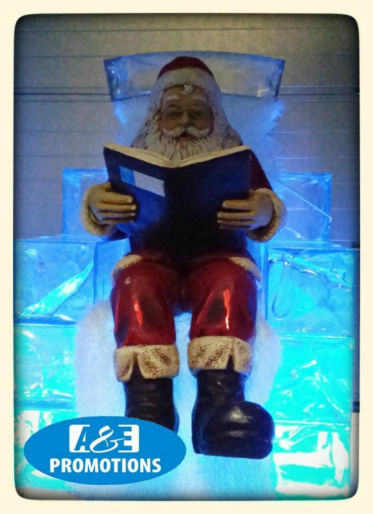 Bild 2: weihnachts figuren bewegbar mieten bremen