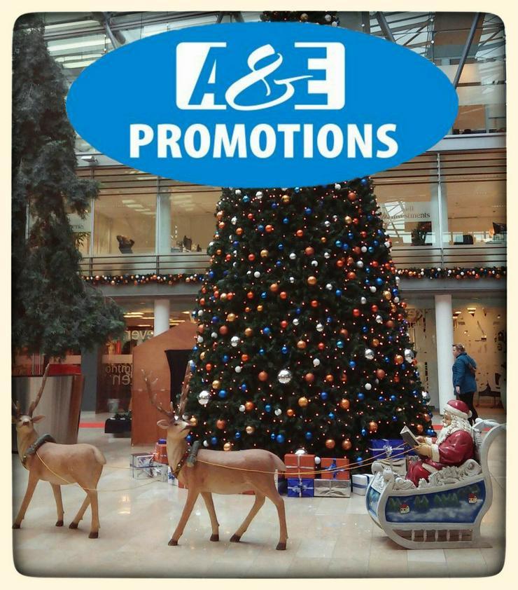 Bild 3: weihnachts figuren bewegbar mieten bremen