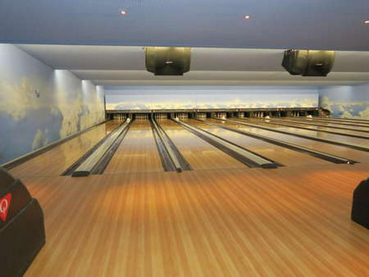 Bild 2: Große Kugel schieben! Top Bowling- und Freizeitimmobilie in Wasserlage