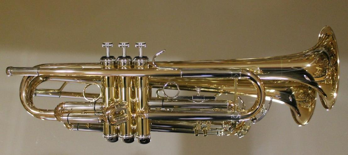 Kühnl & Hoyer Sella G Trompete in B, Neu - Blasinstrumente - Bild 1