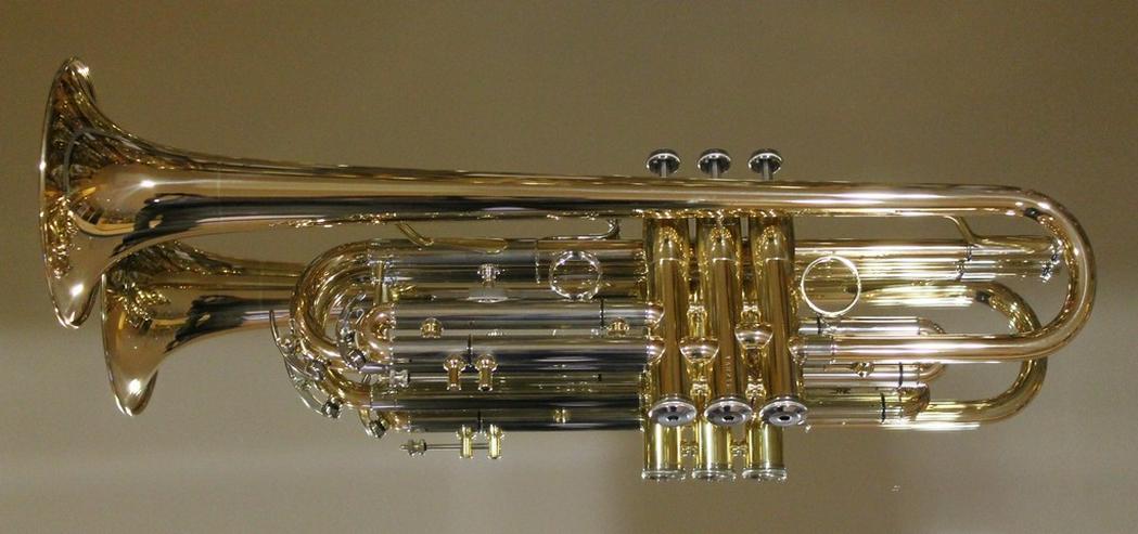 Bild 3: Kühnl & Hoyer Sella G Trompete in B, Neu