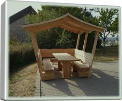 holzbank mit gravur gartenbank gartenm bel in steyerberg. Black Bedroom Furniture Sets. Home Design Ideas