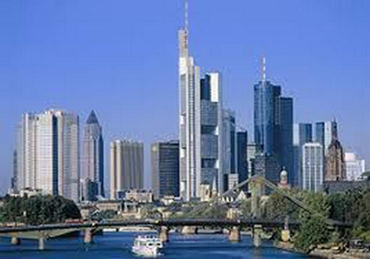 Deutsch lernen in Frankfurt am Main
