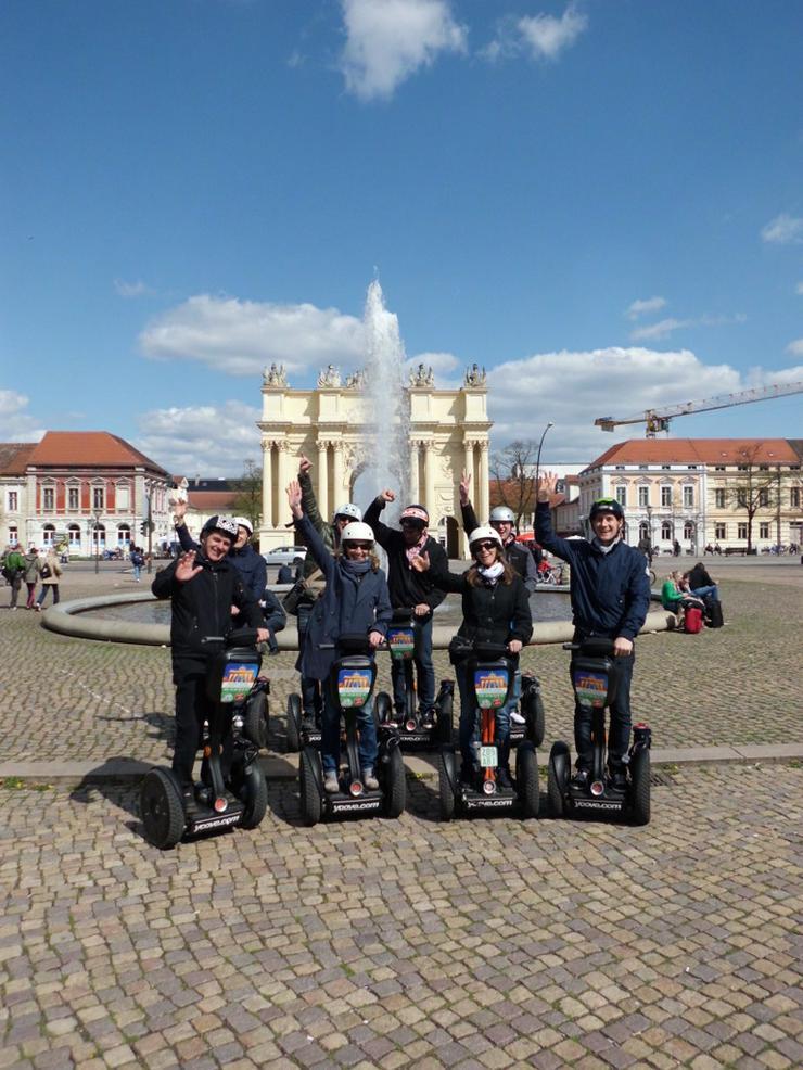 Bild 3: Segway Touren in Berlin und Potsdam