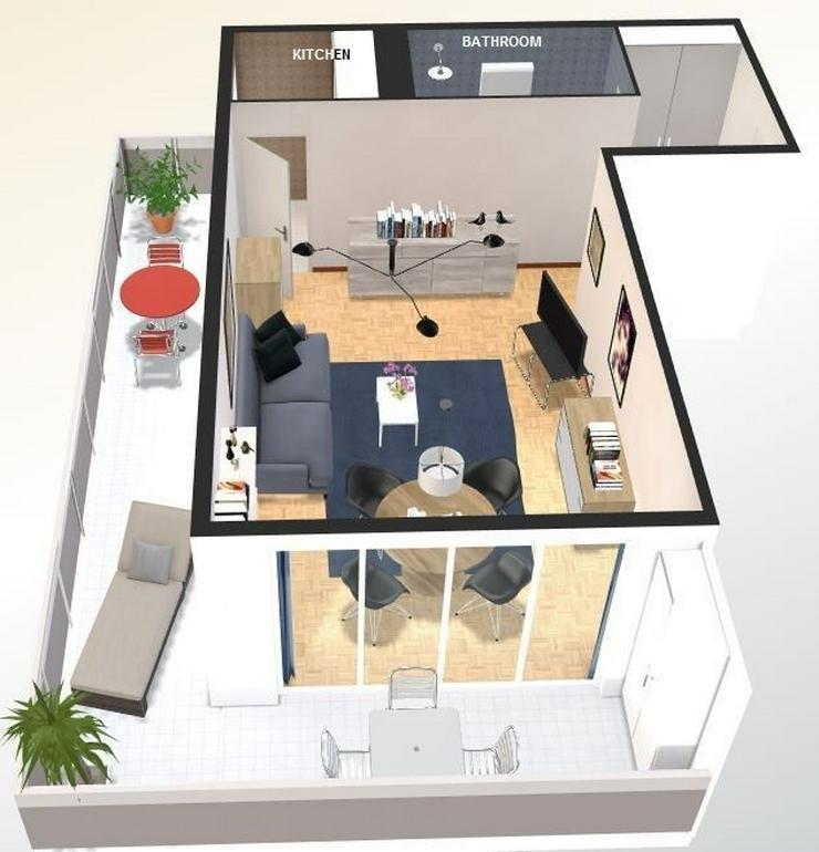 Bild 3: CH - Montreux Ferien Appartement zu mieten