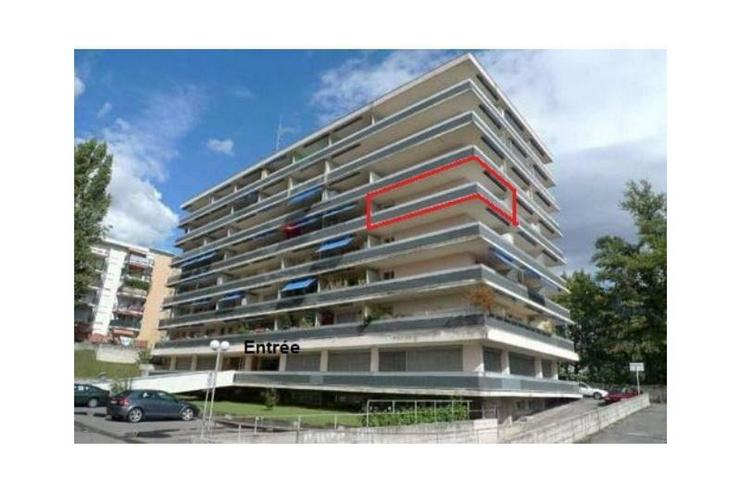 CH - Montreux Ferien Appartement zu mieten