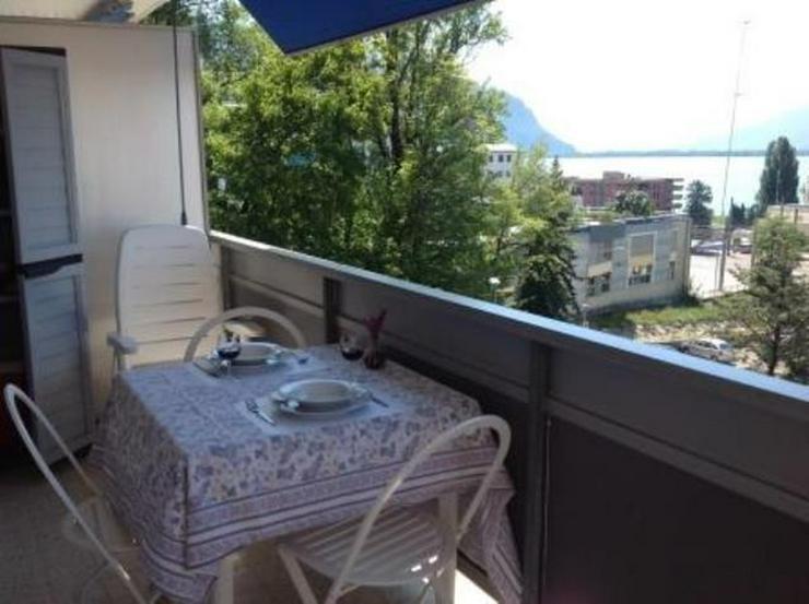 Montreux (CH) Möblierte Appartement zu mieten