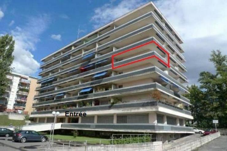 Bild 2: Montreux (CH) Möblierte Appartement zu mieten