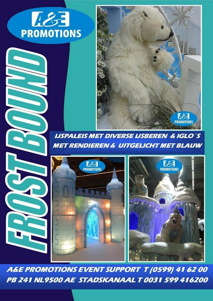 verleih nordpol requisiten bremen lingen meppen - Party, Events & Messen - Bild 1