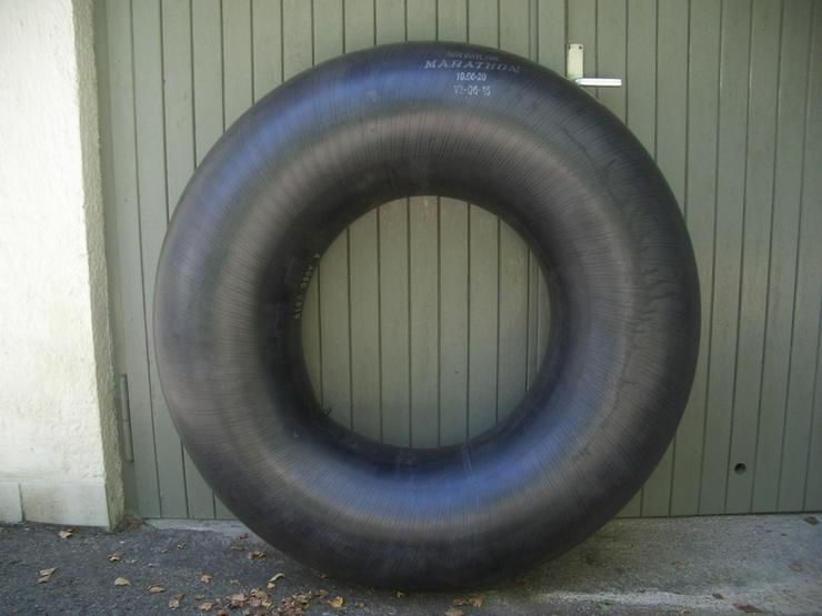 Großer robuster Snowtube / Rodel-Reifen