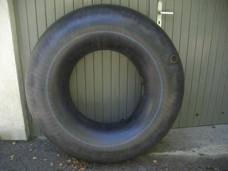 Bild 2: Großer robuster Snowtube / Rodel-Reifen