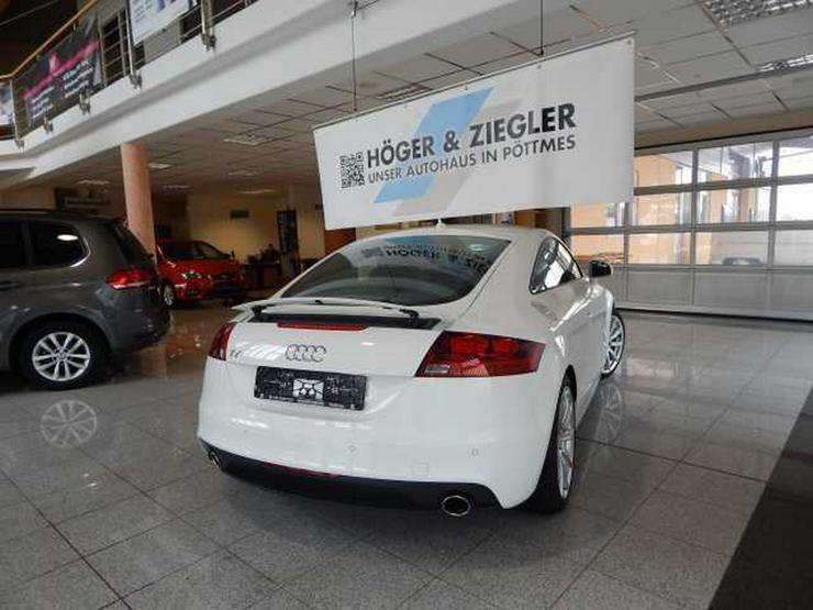 Bild 3: AUDI TT Coupe 2.0 TFSI quattro S tronic Xenon S-line Sportpaket Navi SHZ Climatronic
