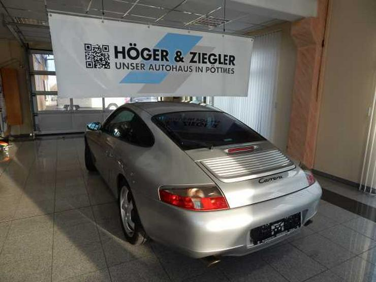 Bild 4: PORSCHE 911 996 Carrera Coupe Xenon elektr. Schiebedach