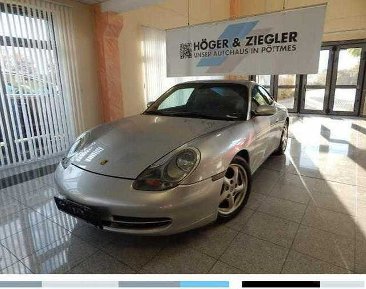 PORSCHE 911 996 Carrera Coupe Xenon elektr. Schiebedach