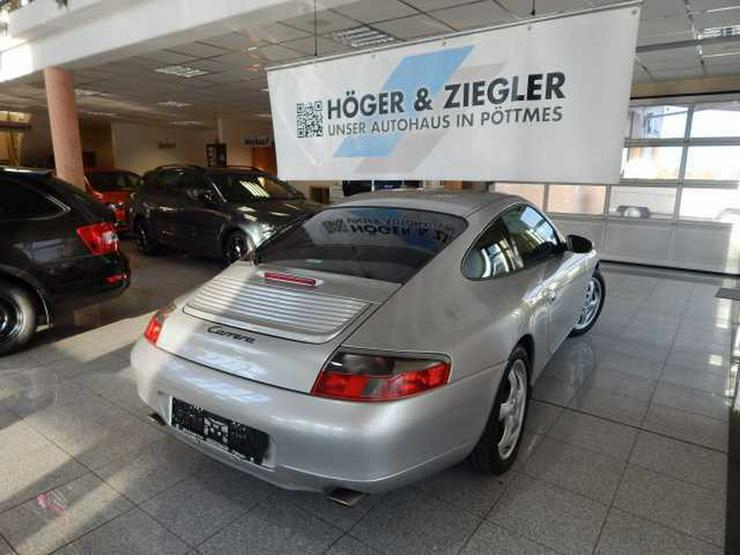 Bild 3: PORSCHE 911 996 Carrera Coupe Xenon elektr. Schiebedach