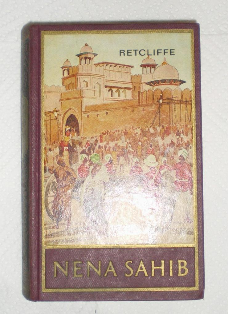 Bild 3: Buch Nena Sahib (VB)