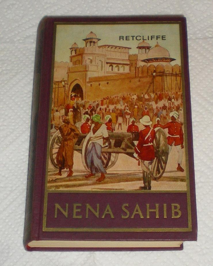 Buch Nena Sahib (FP) noch 1 x Preis runter gesetzt ! - Romane, Biografien, Sagen usw. - Bild 1
