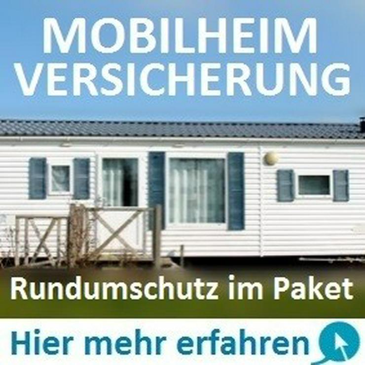 Mobilheim Versicherungen für Objekte in 15 Ländern ab 11,85 € / Monat