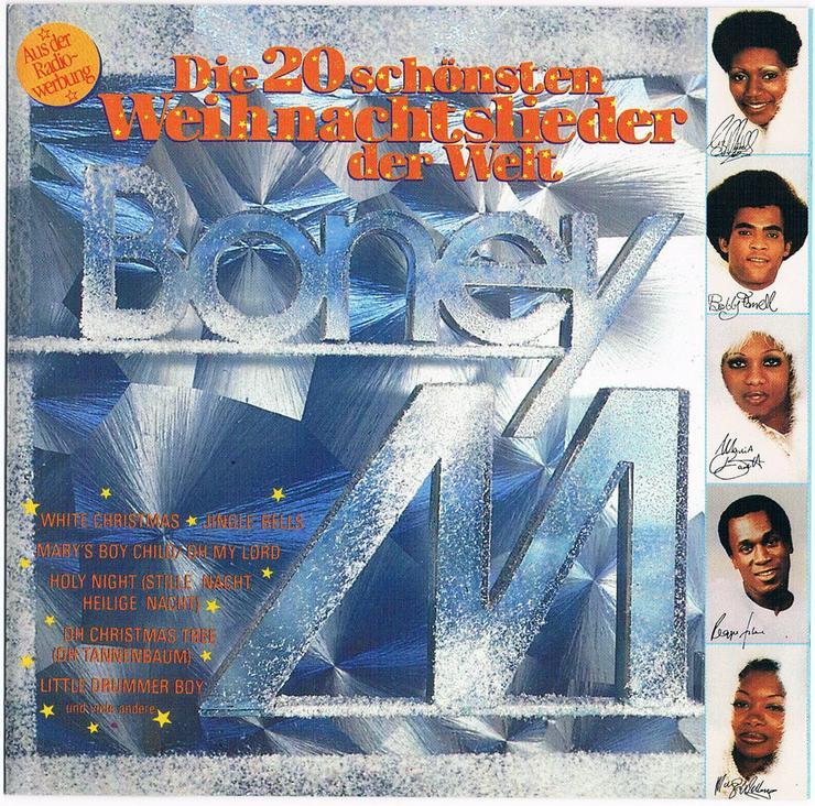 2 CDs mit Weihnachtsliedern