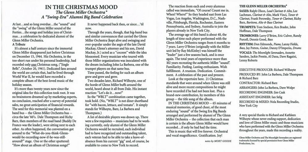 Bild 5: 2 CDs mit Weihnachtsliedern
