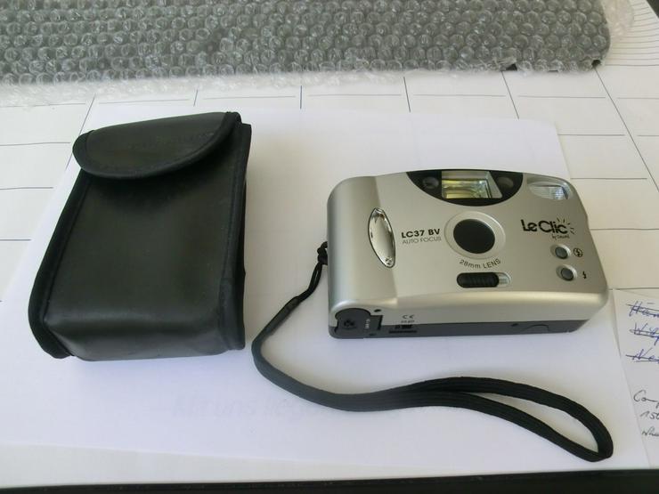 Fotoapparate - Analoge Kompaktkameras - Bild 1