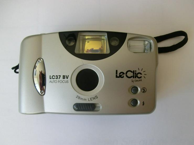 Bild 3: Fotoapparate