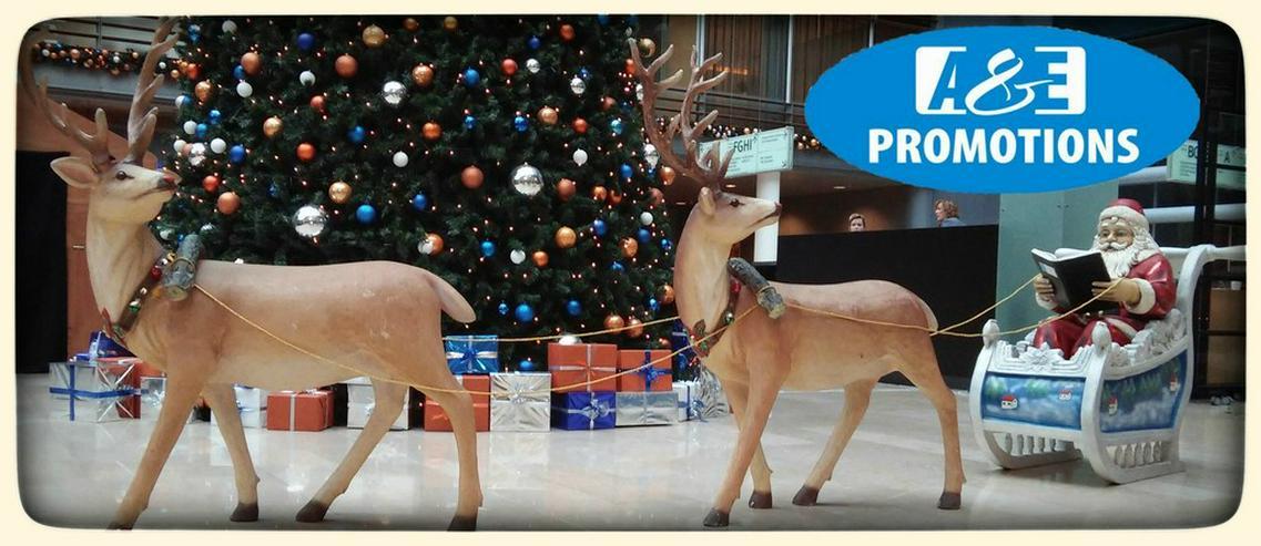 Bild 4: verleih schlitten weihnachts deko bremen