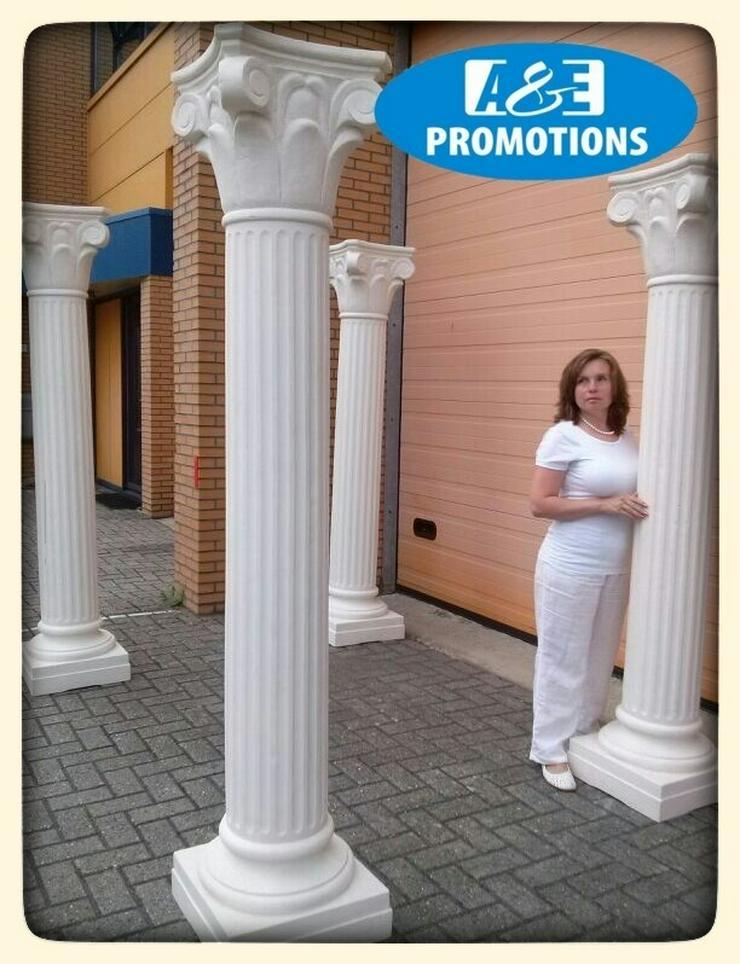 büsten mieten römische säulen verleih oldenburg