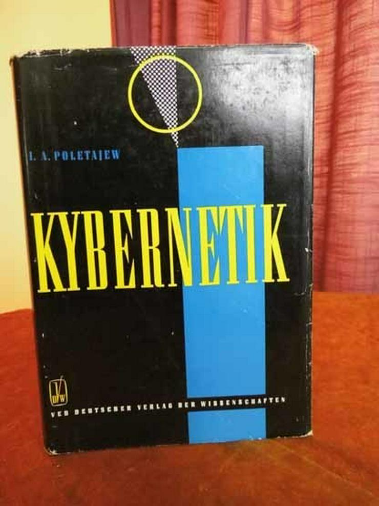 Fachbuch - Sachbuch KYBERNETIK, Einführung Wis