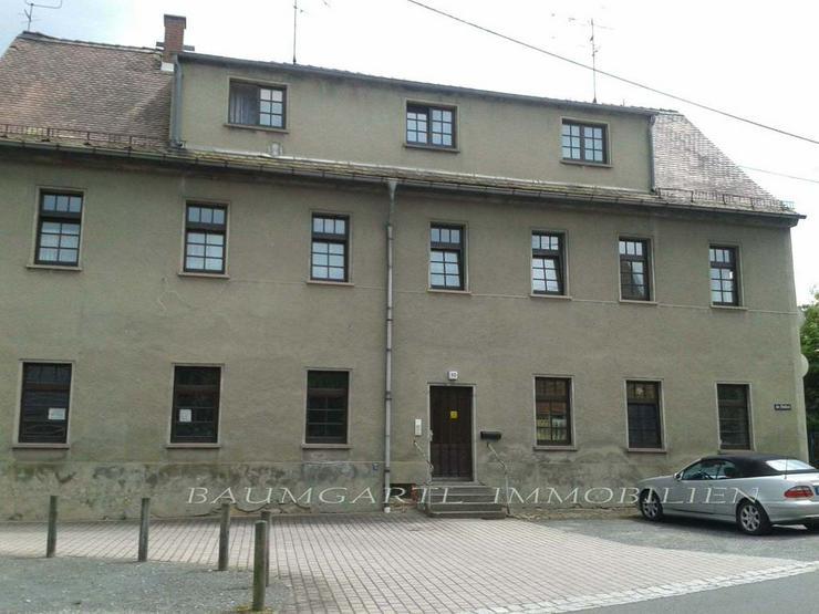Frohburg in der Nähe des Stadtbades gemütliche kleine 2 Zimmerwohnung im Dachgeschoss - Wohnung mieten - Bild 1
