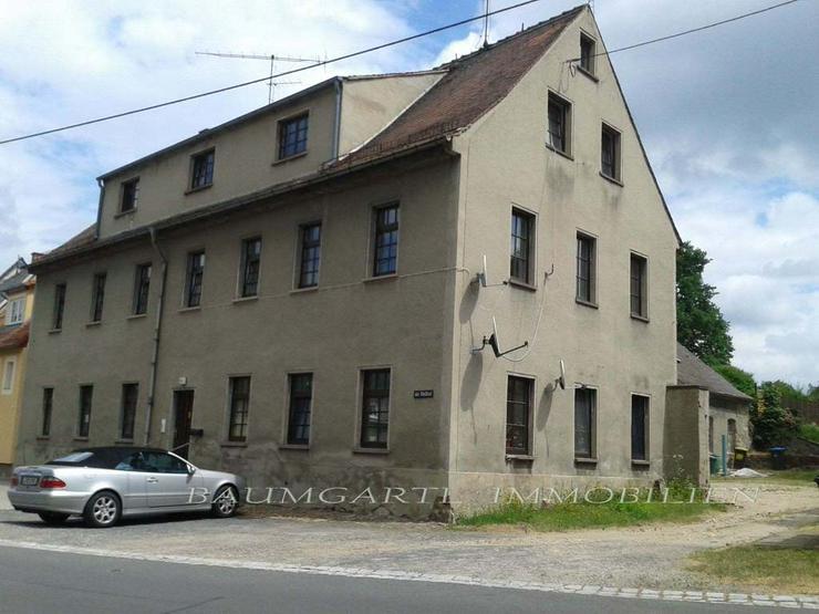 Frohburg in der Nähe des Stadtbades gemütliche kleine 2 Zimmerwohnung mit guter Aufteilu... - Wohnung mieten - Bild 1