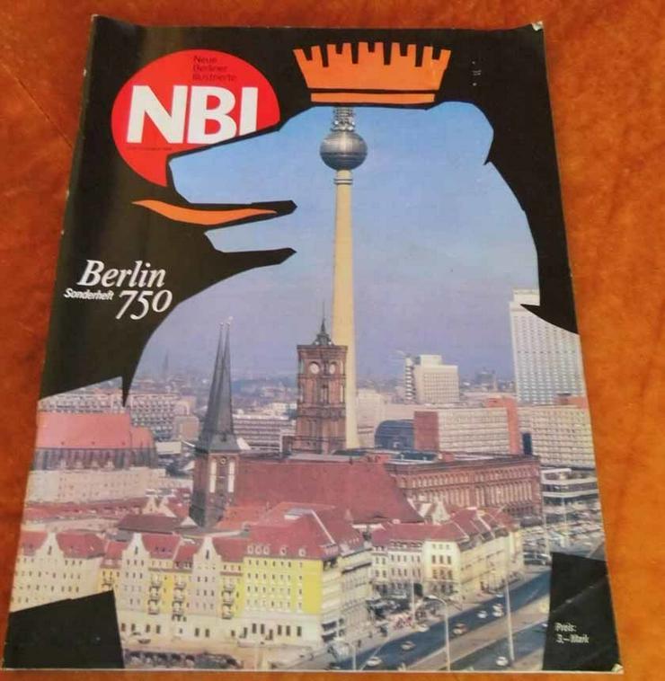 NBI Neue Berliner Illustrierte 1987 / Sonderhe