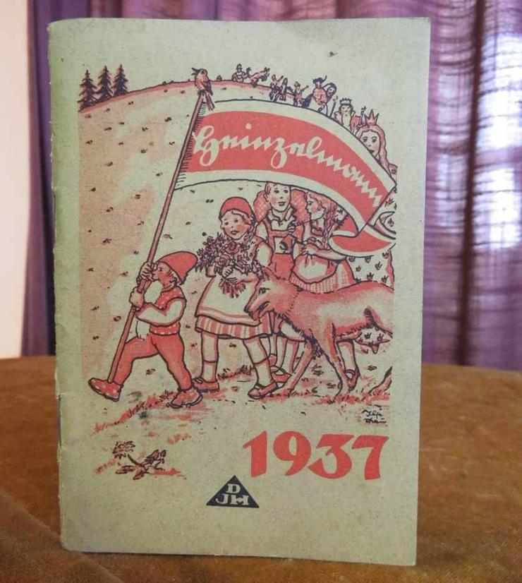 Heinzelmann 1937 - Allerhand aus Kinderland /