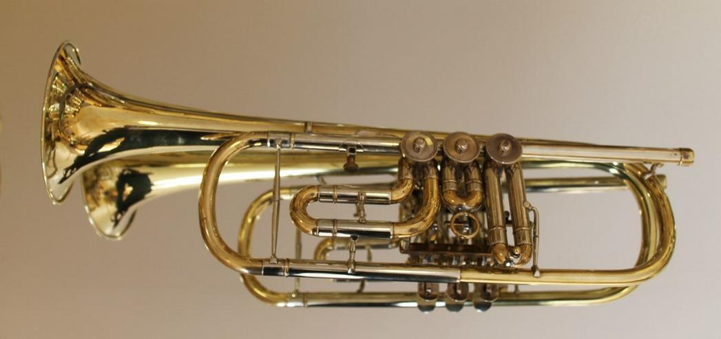 Bild 2: Deutsche Drehventil Konzert - Trompete in B