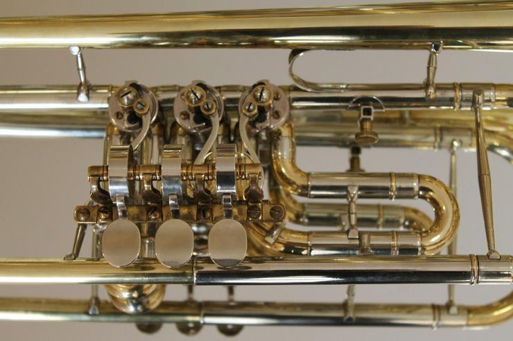 Bild 3: Deutsche Drehventil Konzert - Trompete in B
