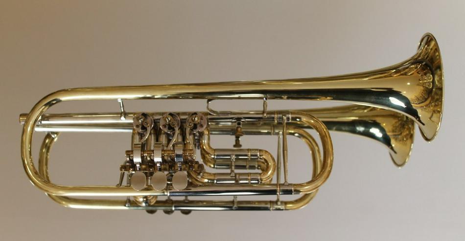 Bild 5: Deutsche Drehventil Konzert - Trompete in B