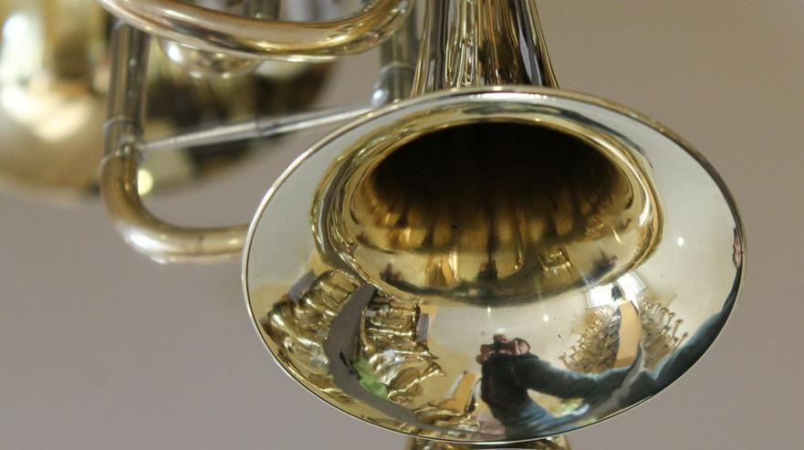 Bild 6: Deutsche Drehventil Konzert - Trompete in B