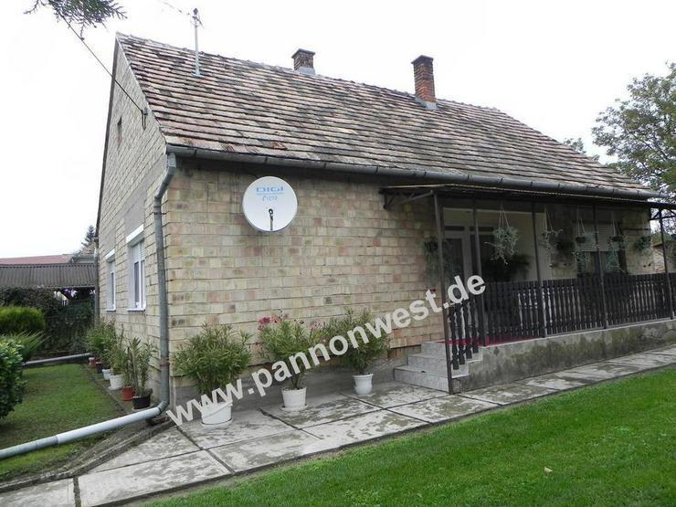 Bild 4: Günstiges, ebenerdiges Dorfhaus in Plattenseeregion